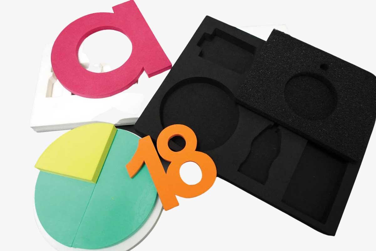 Die Cut Foam | Packaging Materials | 2S Packaging