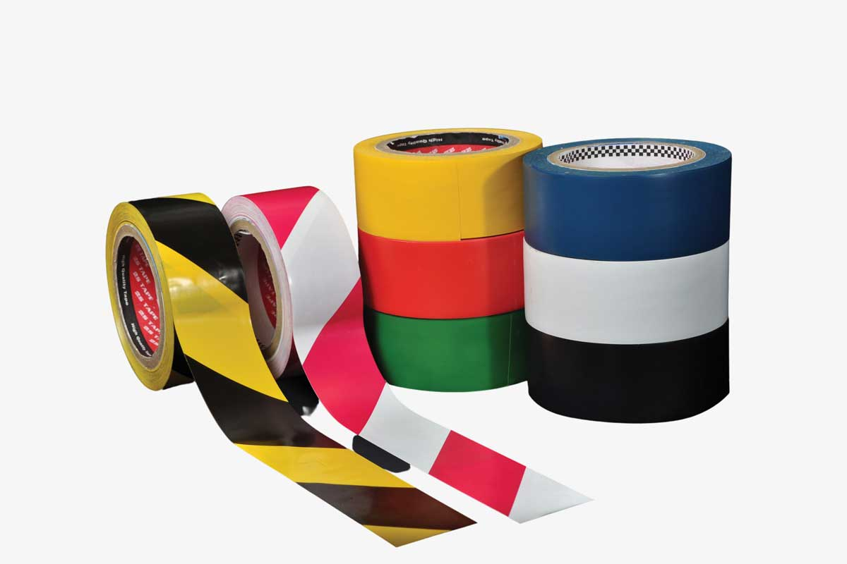 Floor Marking Tape Supplier in Malaysia | 2S Packaging