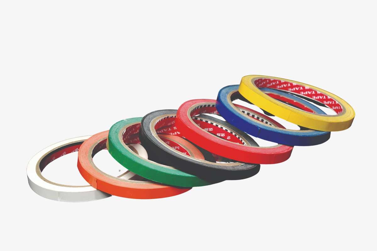 Hard PVC Tape | PVC Tape | PVC Tapes | 2S Packaging