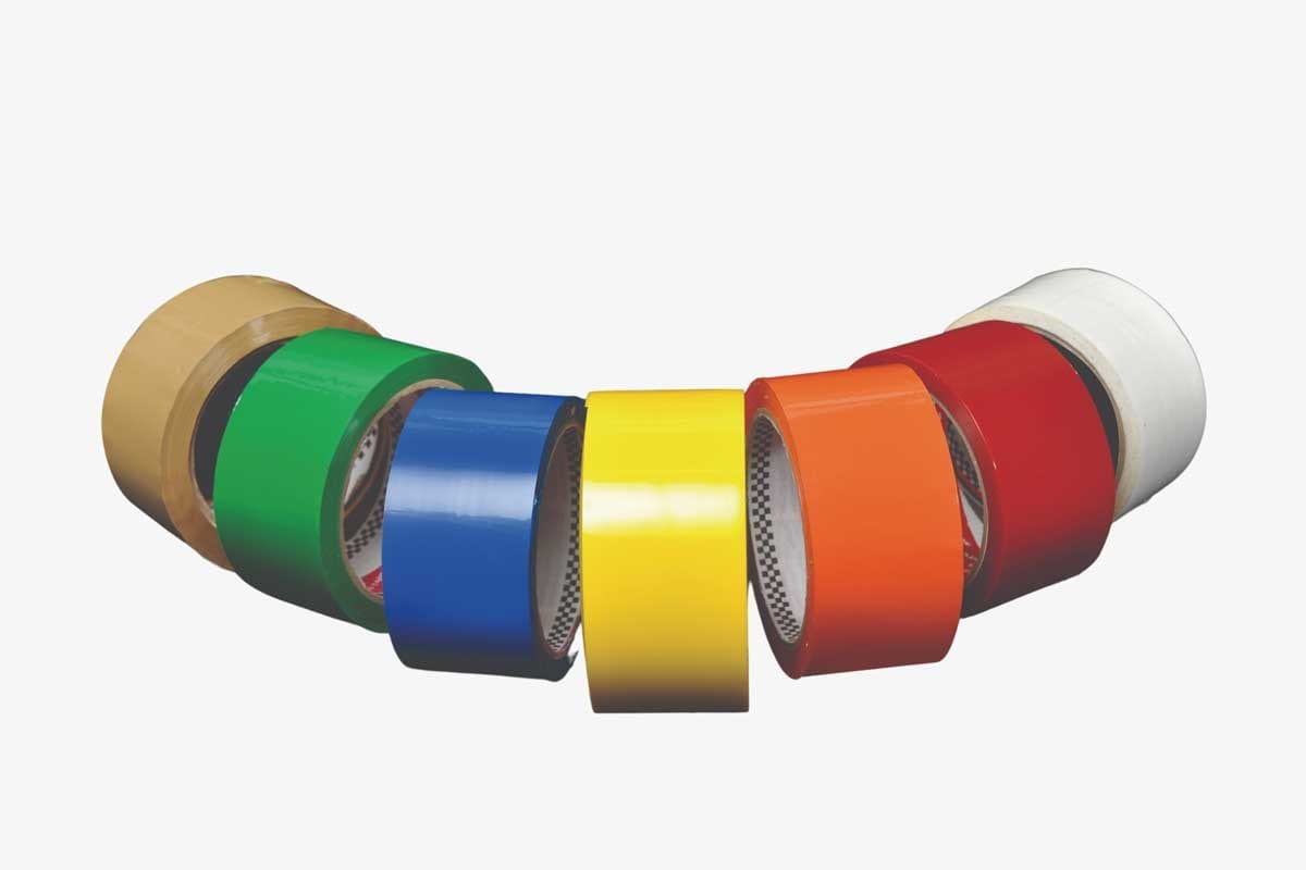 OPP Tape Supplier in Malaysia | OPP Colour Tape | 2S Packaging