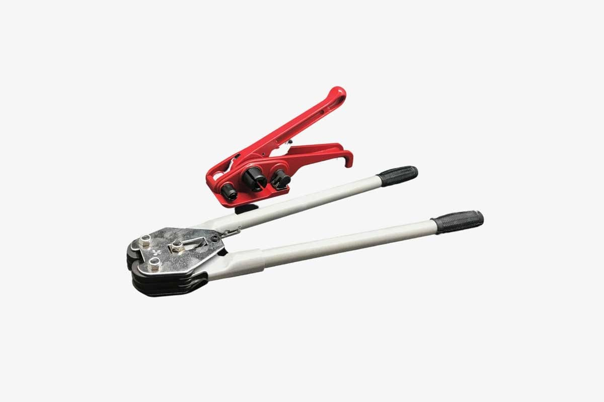 Strapping Sealer and Tensioner Tools | Hand Strapping Machine | Tools and Dispenser | 2S Packaging
