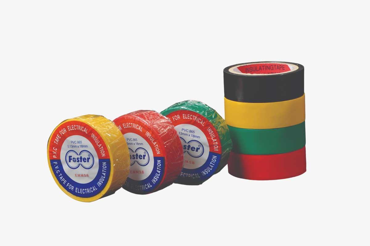 Wire Tape | PVC Tape | Anti Slip Tape | PVC Tapes | 2S Packaging