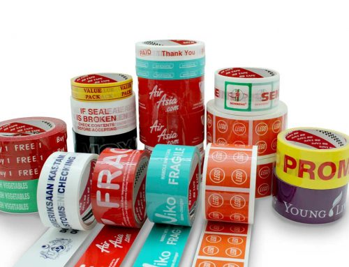 What to Know Before Asking for a Quote on Custom Printed Tape