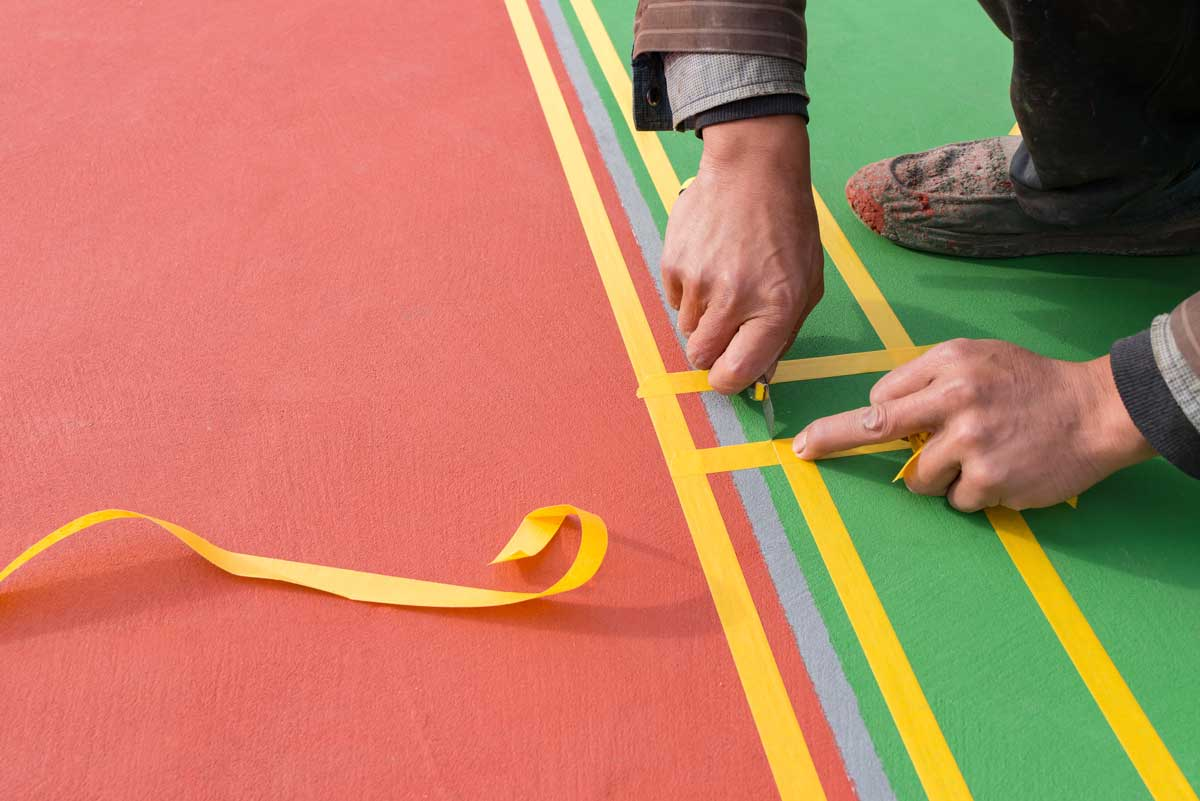 How to Remove Floor Marking Tape